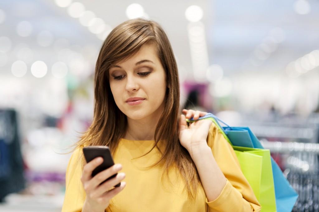 Mobil Alışverişte İlk Sırada Geliyoruz