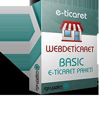 E-Ticaret Başlangıç Paketi