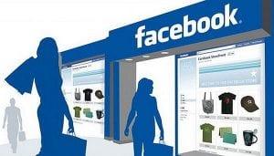 Facebook Mobil ile Online Satış Artık Mevcut